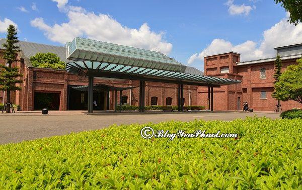 Điểm tham quan nổi tiếng ở Nagoya: Du lịch Nagoya nên đi đâu chơi?