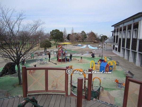 công viên nước nên đi ở Nagoya: Địa điểm vui chơi hấp dẫn, nổi tiếng ở Nagoya