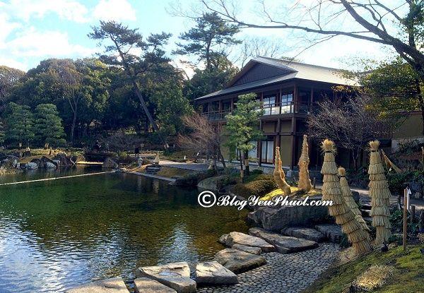 Du lịch Nagoya nên đi đâu chơi, tham quan? Địa điểm tham quan, vui chơi hấp dẫn, nổi tiếng ở Nagoya