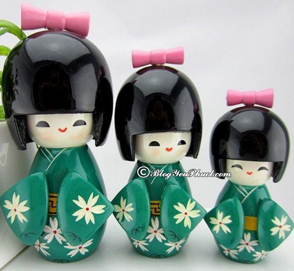 Món quà lưu niệm Nhật Bản đẹp: Nhật Bản có đồ lưu niệm gì nên chọn mua làm quà?