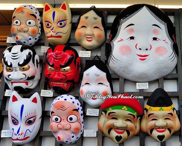 Món quà Nhật Bản thú vị: Nên mua quà gì khi đến Nhật Bản du lịch đẹp, độc đáo?