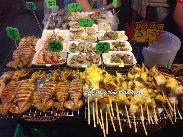 khu chợ ẩm thực ở Bangkok được yêu thích nhất: Địa chỉ nhà hàng, quán ăn đặc sản nổi tiếng ở Bangkok