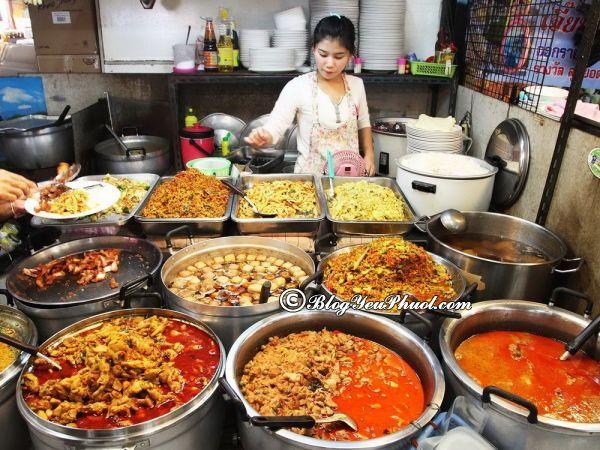 Du lịch Bangkok nên ăn món gì, ở đâu ngon? Địa chỉ ăn uống ngon, nổi tiếng ở Bangkok
