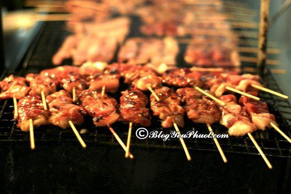 Địa chỉ ăn uống ngon, hấp dẫn ở Bangkok: Quán ăn nào ngon, đông khách nhất Bangkok?
