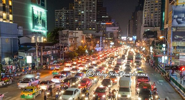 Nên ở khách sạn nào khi du lịch Bangkok? Những khách sạn nổi tiếng, giá tốt ở Bangkok
