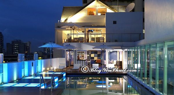 Khách sạn sang chảnh của Sukhumvit, Bangkok: Nên ở đâu khi đi du lịch Bangkok?
