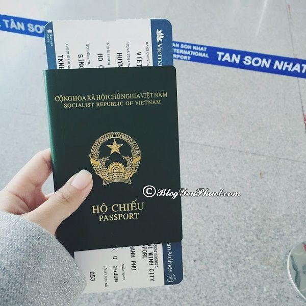 Thủ tục làm visa du lịch Thái Lan: Xin visa du lịch Thái Lan như thế nào?