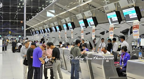 Kinh nghiệm nhập cảnh tại Thái Lan: Có phải xin visa du lịch Thái Lan không?