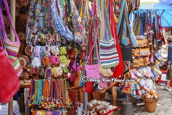 Du lịch Indonesia mua sắmở đâu? Nên mua quà gì khi đi du lịch Indonesia?