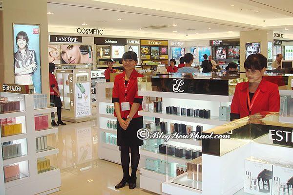 Nơi bán những mặt hàng miễn thuế tại Indonesia: Du lịch Indonesia đi mua quà ở đâu và mua quà gì?