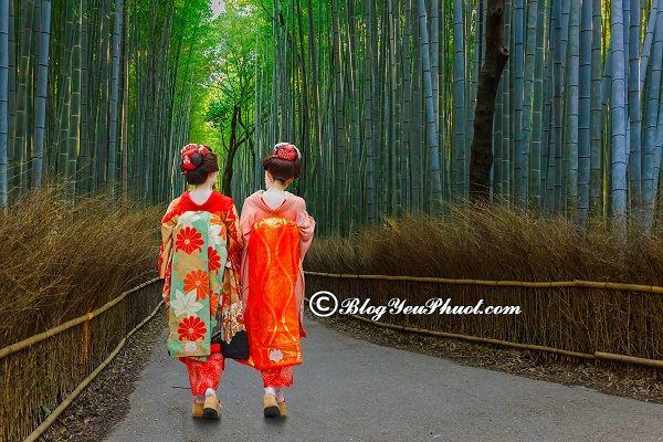 Du lịch Kyoto nên đi đâu chơi? Địa điểm tham quan, ngắm cảnh, chụp ảnh đẹp ở Kyoto