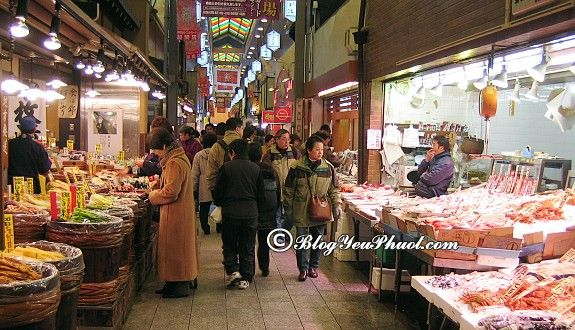 Nên ăn gì, ở đâu khi du lịch Kyoto? Địa điểm tham quan, vui chơi hấp dẫn nổi tiếng ở Kyoto