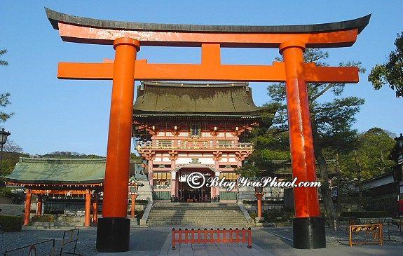 Điểm du lịch độc đáo tại Kyoto: Nên đi đâu chơi khi du lịch Kyoto?