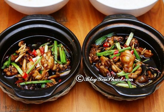 Du lịch Singapore ăn cháo ếch ở đâu ngon nhất?