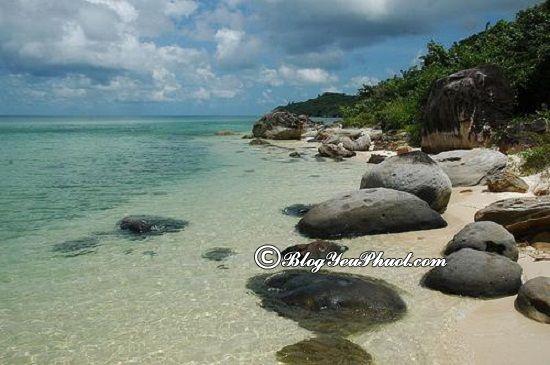 Những hòn đảo du lịch tuyệt vời ở Kiên Giang: Danh sách những hòn đảo đẹp tựa thiên đường ở Kiên Giang
