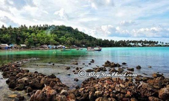 Du lịch Kiên Giang nên đi chơi ở đảo nào? Danh sách những hòn đảo du lịch nổi tiếng ở Kiên Giang