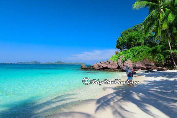 Những hòn đảo du lịch hấp dẫn, nổi tiếng ở Kiên Giang: Kiên Giang có hòn đảo nào đẹp, nên tới du lịch?