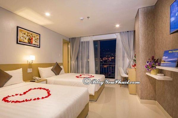Danh sách những địa chỉ khách sạn đẹp, gần biển ở Nha Trang: Tư vấn đặt phòng khách sạn ở Nha Trang giá tốt, phòng đẹp