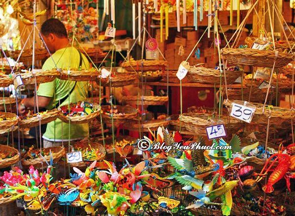 Đi chợ Chatuchak cần lưu ý những gì ? Du lịch chợ cuối tuần Chatuchak có gì hấp dẫn?