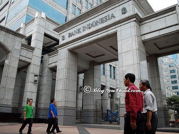 Đổi tiền Indonesia ở đâu an toàn nhất? Địa chỉ đổi tiền Indonesia uy tín, giá tốt
