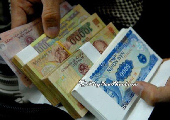 Lưu ý đổi tiền khi du lịch Campuchia? Du lịch Campuchia đổi tiền ở đâu?