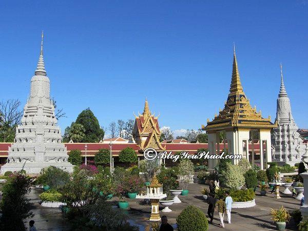 Kinh nghiệm du lịch Campuchia: Chơi gì, ở đâu? Những địa điểm du lịch đẹp, nổi tiếng ở Campuchia