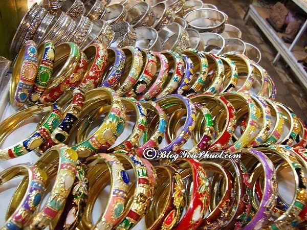 Nên mua sắm ở đâu khi đi du lịch Campuchia? Kinh nghiệm du lịch Campuchia tự túc, chi tiết