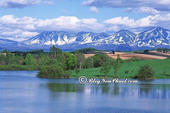Kinh nghiệm du lịch Hokkaido chi tiết: Du lịch Hokkaido vào mùa nào, tháng mấy đẹp?