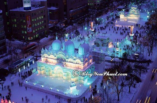 Nên đi du lịch Hokkaido vào thời gian nào? Địa điểm tham quan, ngắm cảnh, chụp ảnh đẹp nhất ở Hokkaido