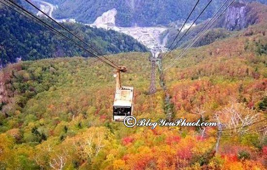 Du lịch Hokkaido chiêm ngưỡng vẻ đẹp ở dãy núi Kurodake: Tư vấn lịch trình tham quan, vui chơi khi đi du lịch Hokkaido