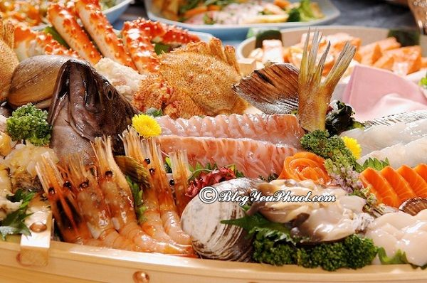Nên ăn gì khi du lịch Hokkaido? Món ăn đặc sản ngon, nổi tiếng ở Hokkaido