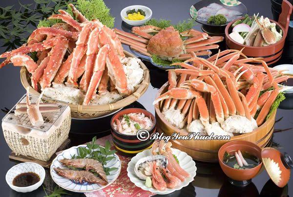 Ăn gì khi du lịch Sầm Sơn? Món ăn ngon đặc sản nổi tiếng ở Sầm Sơn
