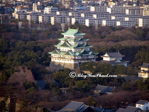 Kinh nghiệm du lịch Nagoya tự túc: Hướng dẫn, tư vấn lịch trình tham quan, vui chơi khi đi du lịch Nagoya