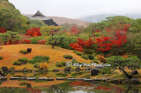 Du lịch Nara tham quan vườn Isuien: Danh lam thắng cảnh đẹp, nổi tiếng ở Nara