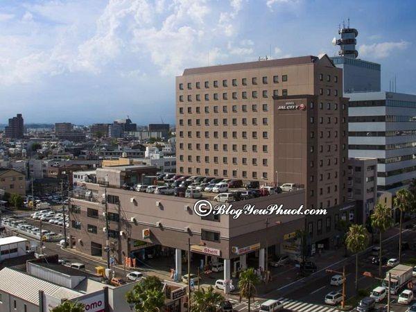Nên ở đâu khi du lịch Okinawa? Khách sạn ở Okinawa đẹp, tiện nghi, giá tốt