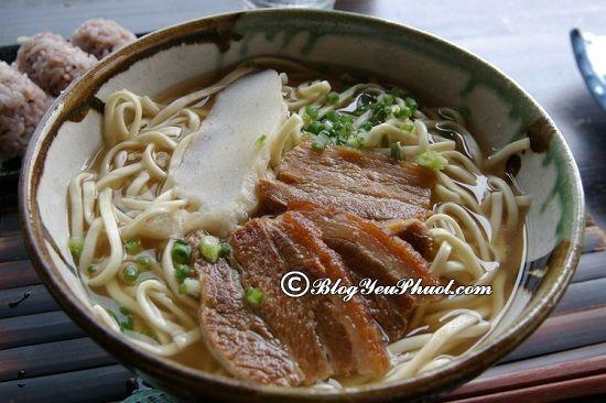 Ăn gì khi du lịch Okinawa? Món ăn đặc sản nổi tiếng ở Okinawa, kinh nghiệm ăn uống khi du lịch Okinawa