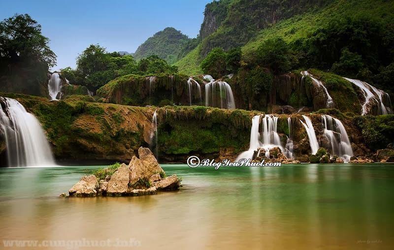 kinh nghiệm du lịch Thạch An