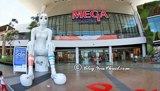 Mẹo mua sắm giá rẻ ở Mega Bangna: Hướng dẫn, lưu ý khi mua sắm ở Mega Bangna, Bangkok