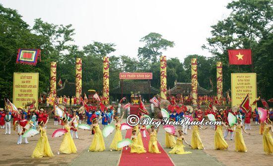 Địa điểm du lịch Nghệ An mùa hoa hướng dương- Di tích lịch sử Lam Kinh, địa điểm du lịch Nghệ An mùa hoa hướng dương nên đi chơi ở đâu?