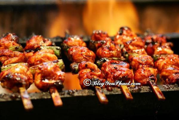 Những món ăn đường phố Nhật Bản: Nhật Bản có món ẩm thực đường phố nào ngon, bổ, rẻ