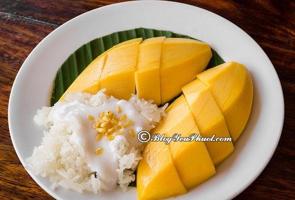 Ở Thái Lan có món ăn gì ngon, đặc sản? Món ăn truyền thống nào ở Thái lan ngon, nổi tiếng?