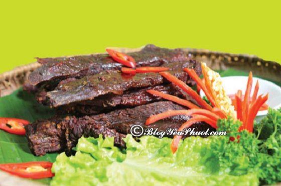 Đặc sản Hà Giang có gì ngon để mua làm quà? Món ăn đặc sản nổi tiếng Hà Giang nên mua làm qufa