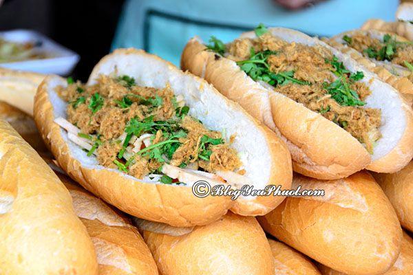 Món ăn nhanh phổ biến nhất tại Lào: Lào có đặc sản gì ngon?