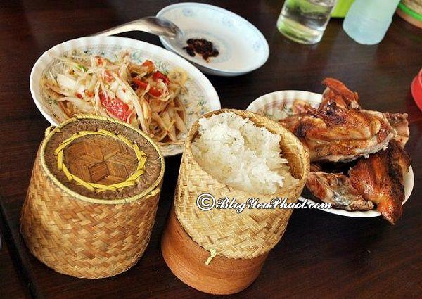 Nên ăn món gì khi đi du lịch Lào? Món ăn ngon đặc sản nổi tiếng ở Lào