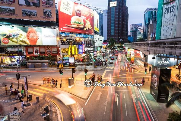 Địa chỉ mua sắm náo nhiệt nhất ở Malaysia: Du lịch Malaysia mua quà gì, mua ở đâu rẻ, đẹp?