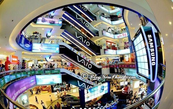 Kinh nghiệm mua đồ khi đi du lịch Malaysia: Nên mua quà gì, mua ở đâu khi đi du lịch Malaysia?