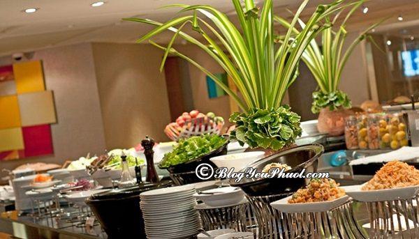 Top nhà hàng buffet ngon nhất ở Bangkok: Địa chỉ ăn buffet ngon, nổi tiếng, nhiều món ở Bangkok