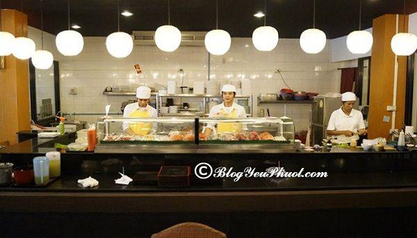 Ăn buffet ở đâu ngon tại Bangkok? Nhà hàng buffet nào ngon ở Bangkok nổi tiếng nhất?