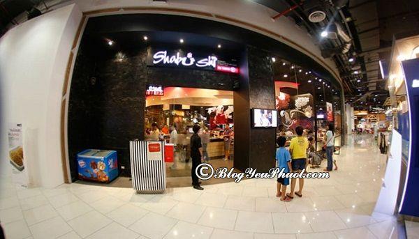 Du lịch Bangkok ăn buffet ở đâu ngon rẻ? Địa chỉ ăn buffet ngon, đông khách ở Bangkok
