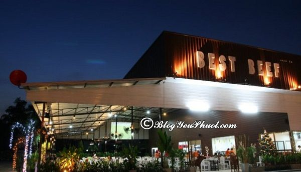 Nhà hàng buffet ở Bangkok ngon, nổi tiếng: Nên ăn buffet ở đâu khi du lịch Bangkok?